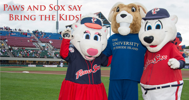 URI Night with the PawSox • August 7