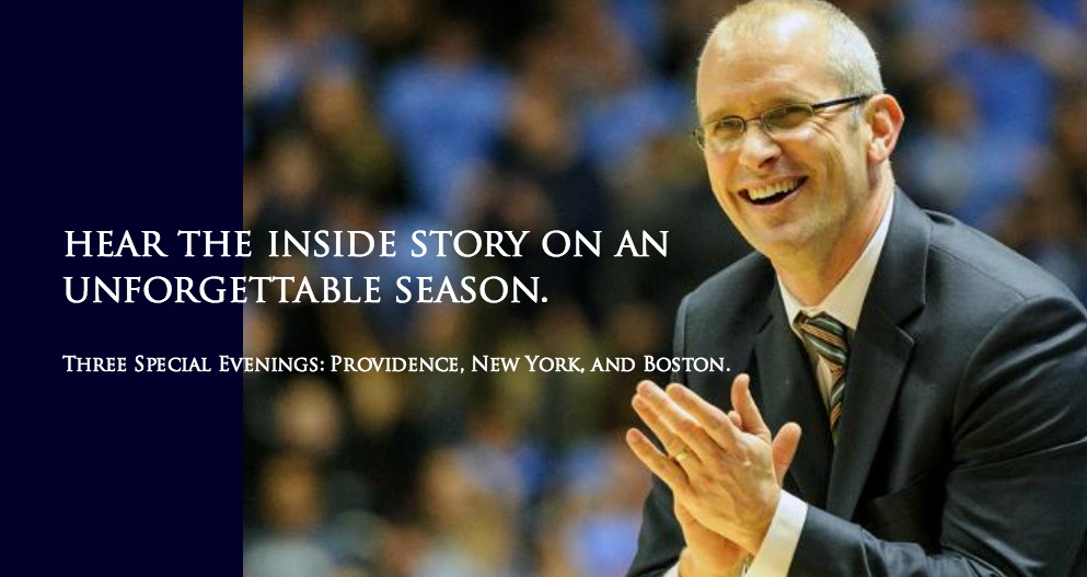 An Evening with Coach Dan Hurley